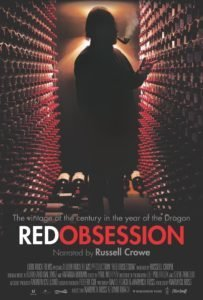RED OBSESSION COVER